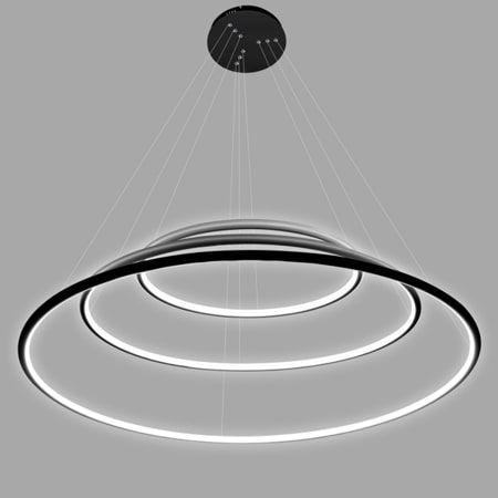 Lampa wisząca - LA075/P_80_in_4k_black