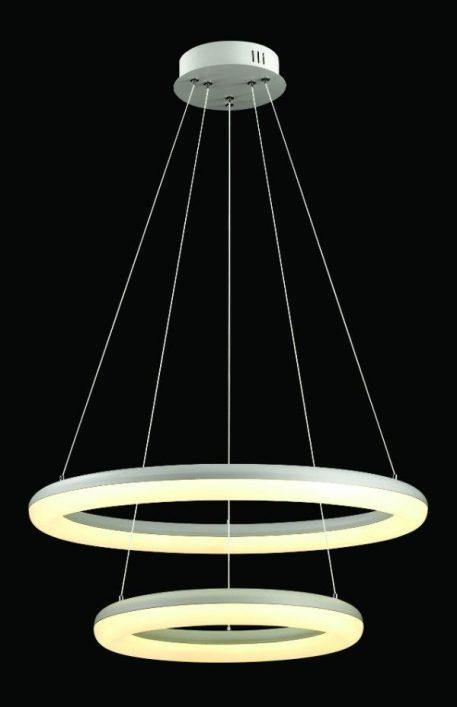 Lampa wisząca Lampy i oświetlenie LED biały  - Salon