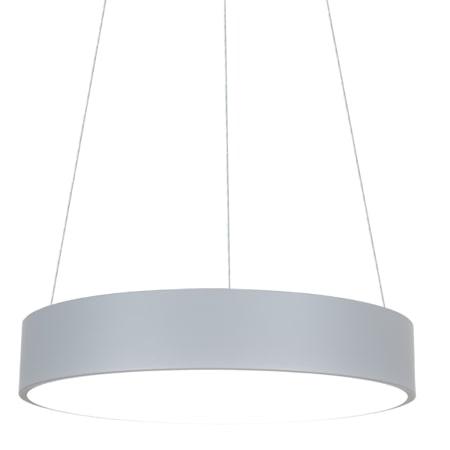 Lampa wisząca Lampy i oświetlenie LED Szary  - Sypialnia