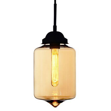 Lampa wisząca London Loft do kuchni