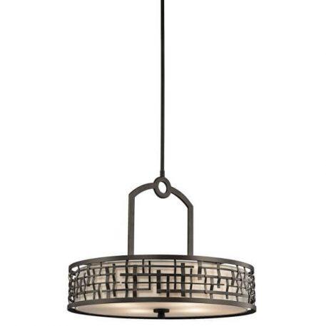 Lampa wisząca Loom do salonu