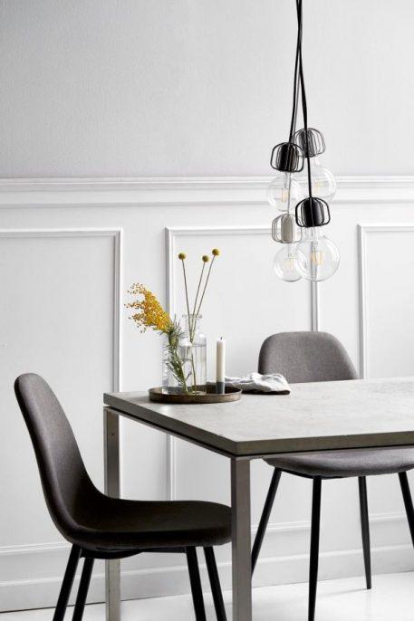 Lampa wisząca - metal, plastik - Nordlux