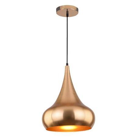 Lampa wisząca Mid Century Glam do sypialni