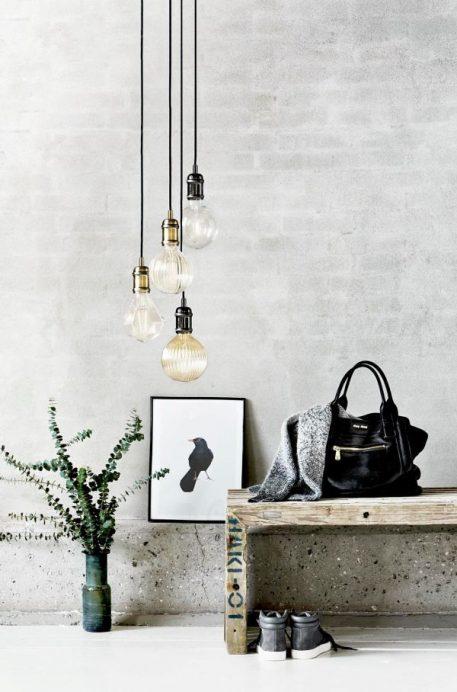 Lampa wisząca - miedź - Nordlux