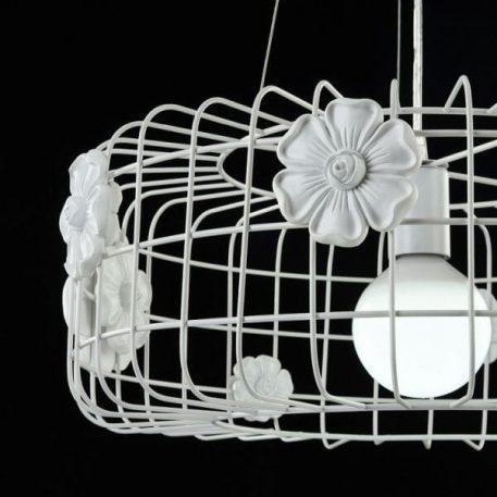 Lampa wisząca - MOD346-PL-01C-W
