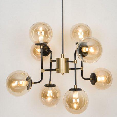 Lampa wisząca Moretti  do sypialni