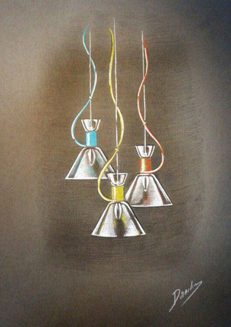 Lampa wisząca - P536PL-01YW