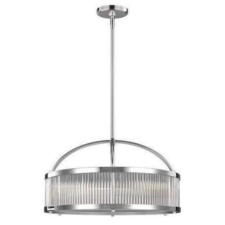 Lampa wisząca Paulson do salonu