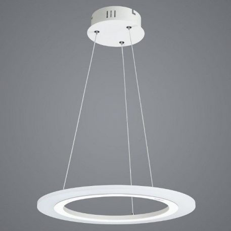 Lampa wisząca Saturn Ring do sypialni