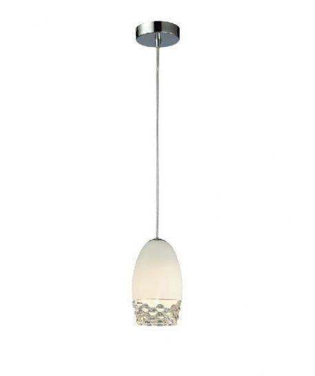 Lampa wisząca Sila do salonu