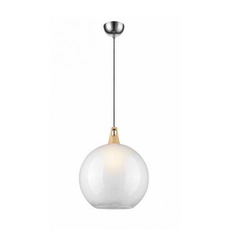 Lampa wisząca Soweto do sypialni