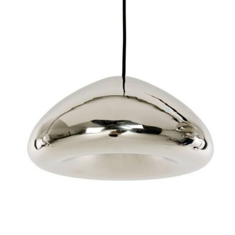 Lampa wisząca srebrny  - Salon