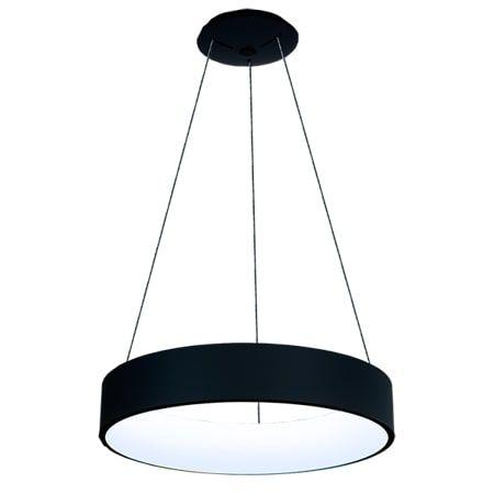 Lampa wisząca Styl nowoczesny Czarny  - Kuchnia