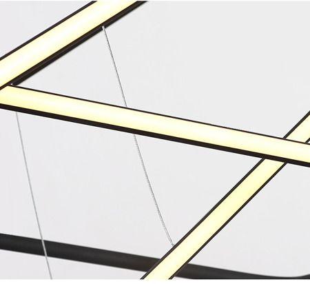 Lampa wisząca - Styl nowoczesny - Czarny -  - Salon