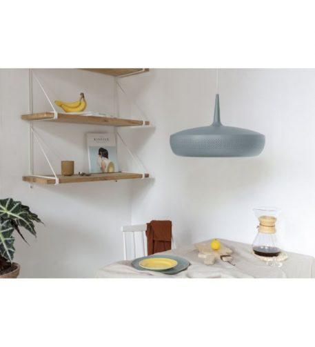 Lampa wisząca - Styl nowoczesny - Niebieski, Szary -  - Salon