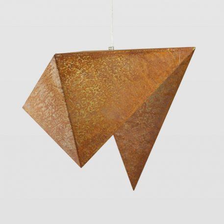 Lampa wisząca - Styl nowoczesny - pomarańczowy -  - Kuchnia