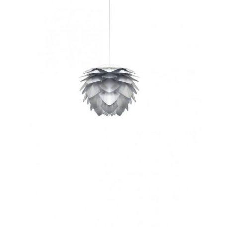 Lampa wisząca Styl nowoczesny srebrny  - Salon