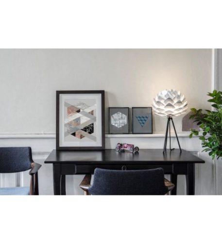 Lampa wisząca - Styl nowoczesny - srebrny -  - Salon