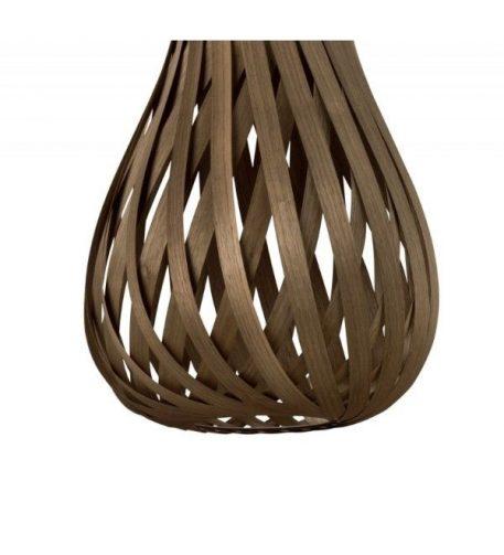 Lampa wisząca Styl skandynawski brązowy, mat  - Salon