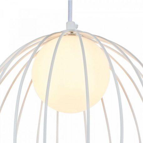 Lampa wisząca - szklane - biały -  - Kuchnia