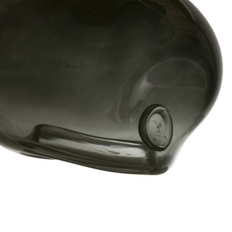 Lampa wisząca - szkło barwione na czarno - Gie El Home