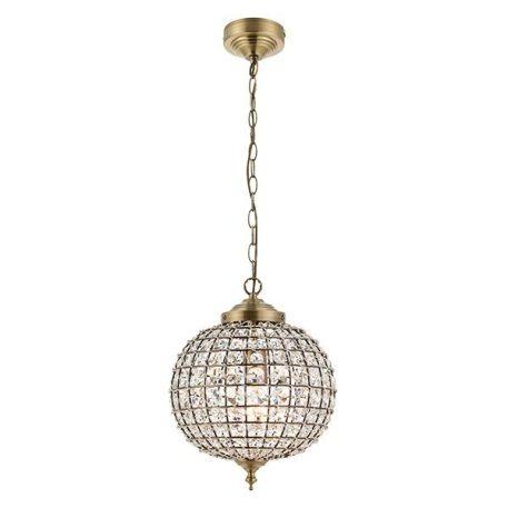 Lampa wisząca Tanaro do sypialni