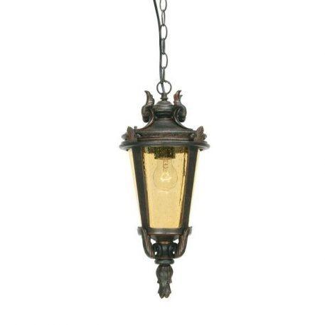 Lampa zewnętrzna Baltimore na zewnątrz