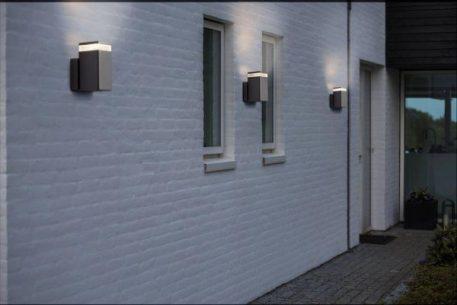 Lampa zewnętrzna - czarne aluminium - Nordlux