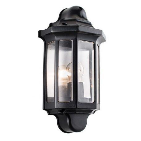Lampa zewnętrzna Half na zewnątrz