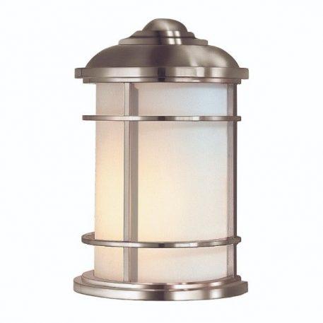 Lampa zewnętrzna Lighthouse na zewnątrz