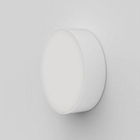 Lampa zewnętrzna - metal - biała tekstura - Astro