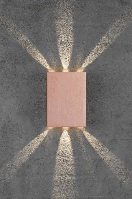 Lampa zewnętrzna - miedź - Nordlux