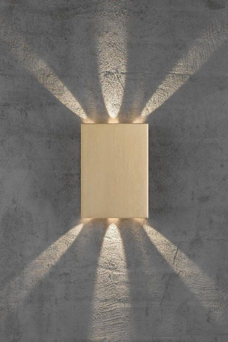 Lampa zewnętrzna - mosiądz - Nordlux