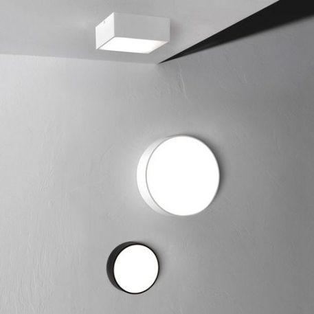 Lampa zewnętrzna - Styl nowoczesny - biały -  - Zewnątrz