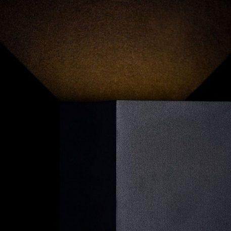 Lampa zewnętrzna - Styl nowoczesny - Czarny -  - Zewnątrz