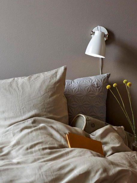 Largo Lampa skandynawska – Styl nowoczesny – kolor biały