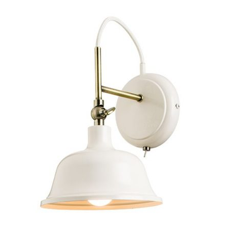 Laughton  Lampa klasyczna – Do czytania – kolor beżowy