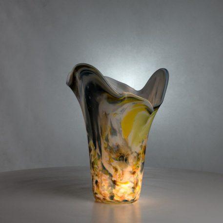 Lava  Lampa stołowa