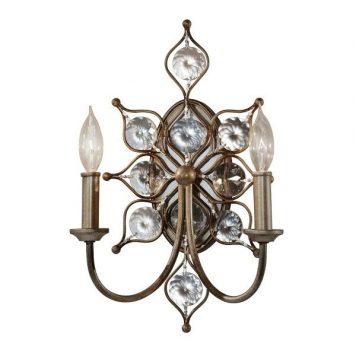 Leila  Lampa klasyczna – klasyczny – kolor srebrny