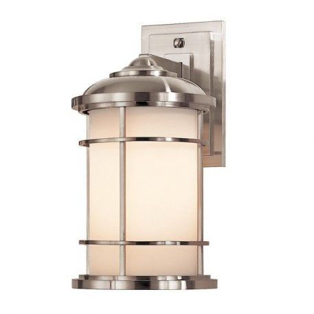 Lighthouse Lampa zewnętrzna – Styl nowoczesny – kolor srebrny
