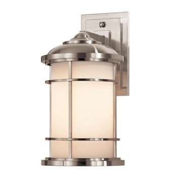 Lighthouse Lampa zewnętrzna – szklane – kolor srebrny