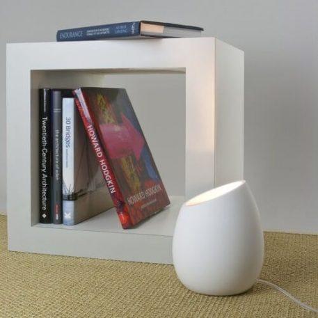 Limina Lampa nowoczesna – Gipsowe – kolor biały