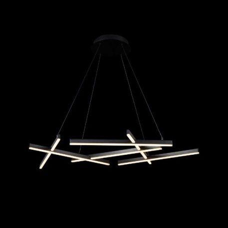 Line  Lampa wisząca – Lampy i oświetlenie LED – kolor Czarny