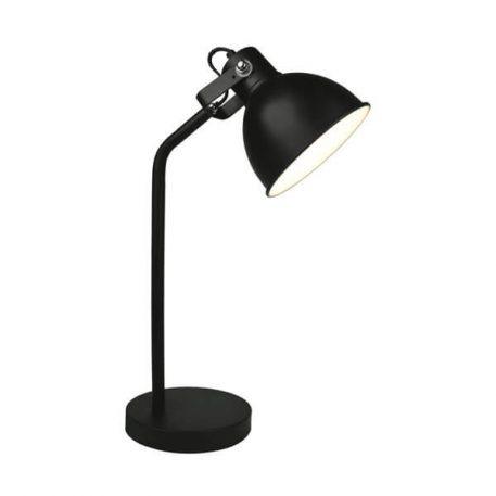 Lino Lampa stołowa – industrialny – kolor Czarny