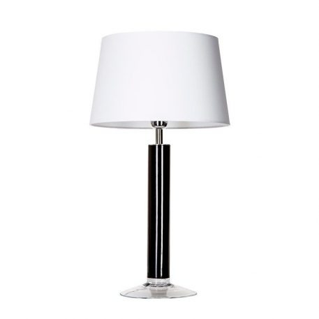Little Fjord  Lampa nowoczesna – Styl nowoczesny – kolor biały, Czarny