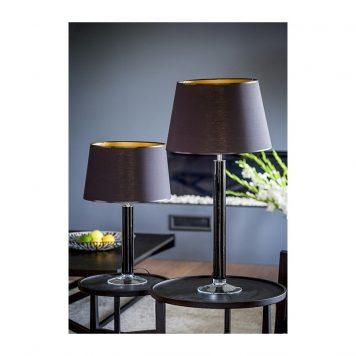 Little Fjord Lampa nowoczesna – Styl nowoczesny – kolor Czarny