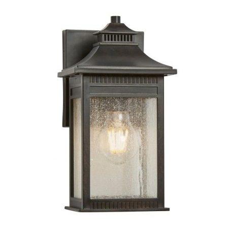 Livingston Lampa zewnętrzna – klasyczny – kolor brązowy