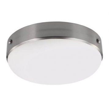 Locus Plafon – industrialny – kolor biały, srebrny