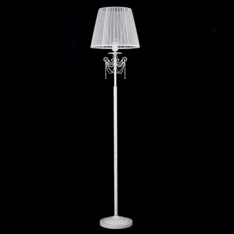 Lolita Lampa podłogowa – klasyczny – kolor biały