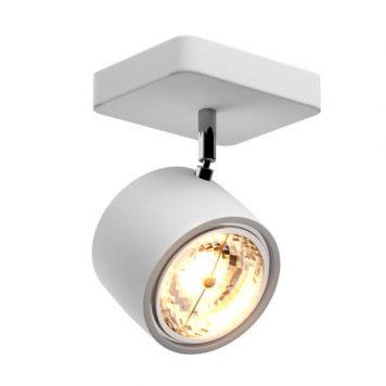 Lomo Reflektor – Styl nowoczesny – kolor biały